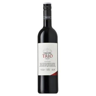 Takler Trió Cuvée száraz vörösbor 13% 0,75 l