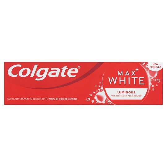 Colgate Max White Luminous Toothpaste 75 ml