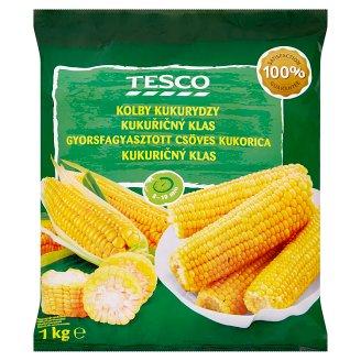 Tesco gyorsfagyasztott csöves kukorica 1 kg