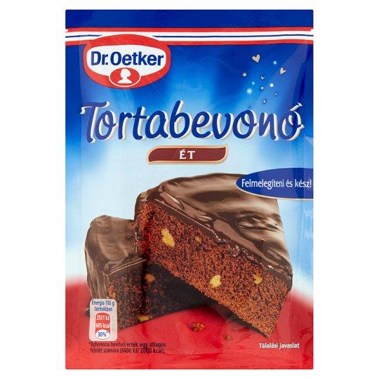 Dr. Oetker Dark Chocolate Coating 100 g