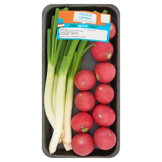 Tesco Spring Vegetables