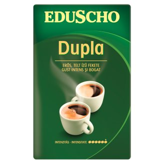 Eduscho Dupla Roasted Ground Coffee 250 g
