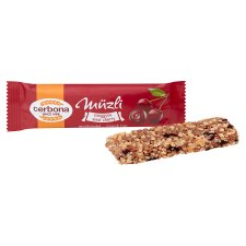 image 2 of Cerbona Sour Cherry Cereal Bar 20 g