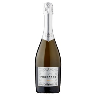 Tesco Finest Prosecco Brut Veneto minőségi illatos pezsgő 11% 75 cl
