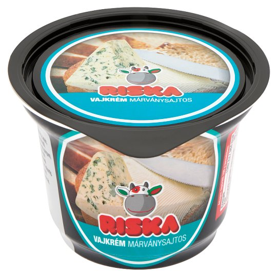 Riska Butter Cream with Marble Cheese 180 g