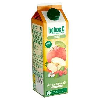 Hohes C Mild 100% Apple-Acerola Juice 1 l