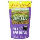 Agro Sevilla spanyol fekete magozott olívabogyó 75 g