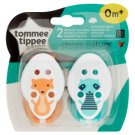 Tommee Tippee Closer To Nature Soother Holders 2 pcs