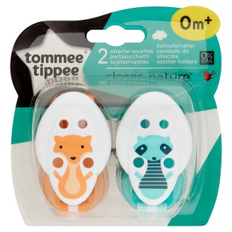 Tommee Tippee Closer To Nature cumitartó 2 db