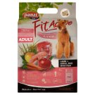 Panzi Fit Active Hypoallergenic Dry Pet Food for Adult Dogs with Lamb, Apple and Rice 4 kg