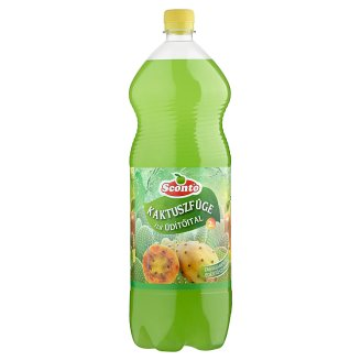 Sconto Energy-Free Cactus Flavoured Drink with Sweeteners 2 l