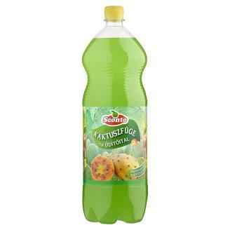 Sconto energiamentes kaktuszfüge ízű üdítőital édesítőszerekkel 2 l