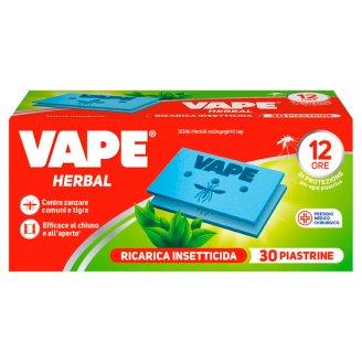 Vape Herbal szúnyogirtó utántöltő lap 30 lap