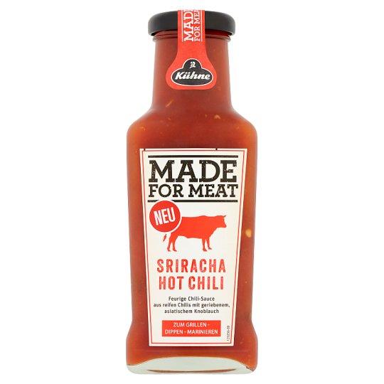 Kühne Made For Meat Sriracha csípős chili szósz 235 ml
