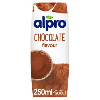 Alpro Chocolate Flavour Soya Drink 250 ml