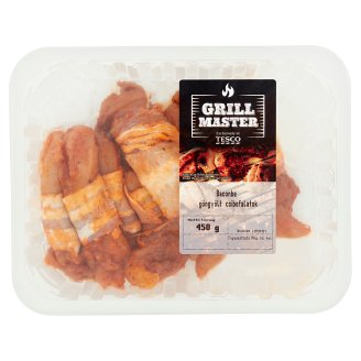 Tesco Chicken Pieces with Bacon 450 g
