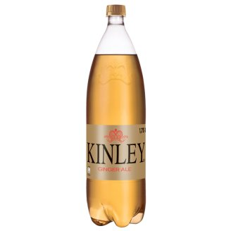 Kinley Ginger Ale gyömbérízű szénsavas üdítőital 1,75 l