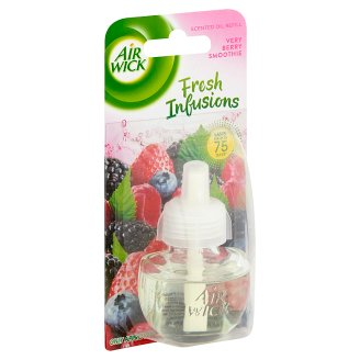 Air Wick Fresh Infusions Very Berry Smoothie Scented Oil Refill 19 ml