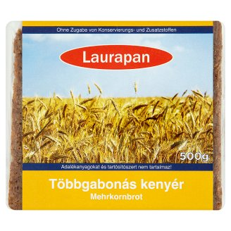 Laurapan Multi-Grain Bread 500 g