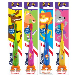 Signal Kids Soft Toothbrush