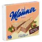 Manner Hazelnut Cream Filled Wholemeal Crispy Wafer 75 g