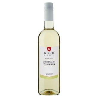 Koch Premium Hajós-Bajai Cserszegi Fűszeres Dry White Wine 12,5% 0,75 l