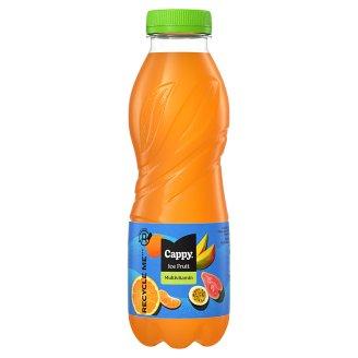 Cappy Ice Fruit Multivitamin szénsavmentes vegyesgyümölcs ital mangosztán ízesítéssel 500 ml
