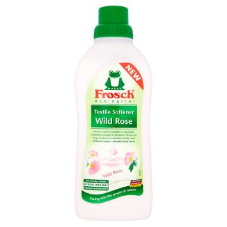 Frosch Ecological Wild Rose Textile Softener 750 ml