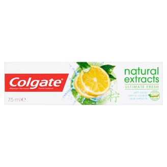 Colgate Natural Extracts Ultimate Fresh fogkrém 75 ml