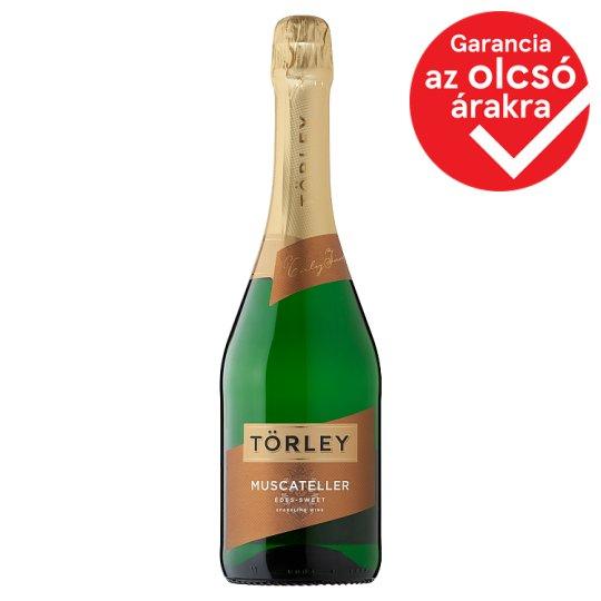 Törley Muscateller Sweet White Sparkling Wine 0,75 l