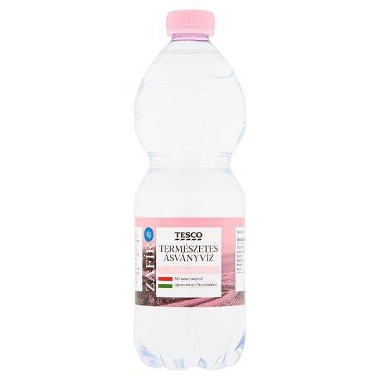 Tesco Zafír Still Natural Mineral Water 0,5 l