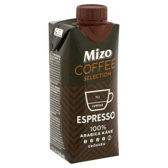 Mizo Coffee Selection Espresso UHT Low-Fat Coffee Milk Drink 330 ml