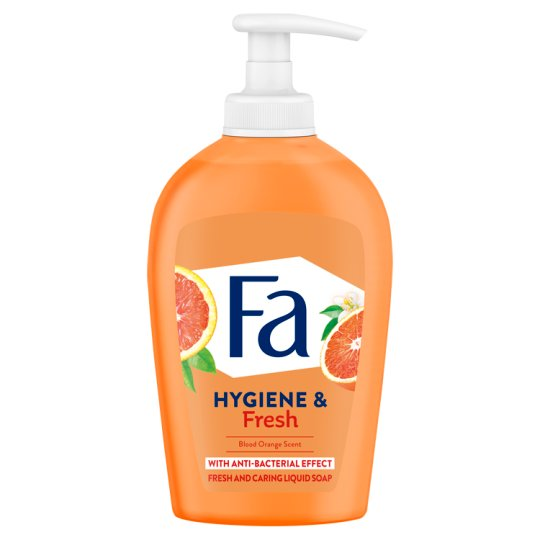Fa Hygiene & Fresh Orange Liquid Soap 250 ml