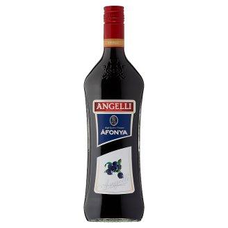 Angelli áfonya ízesítésű bor 14% 0,75 l