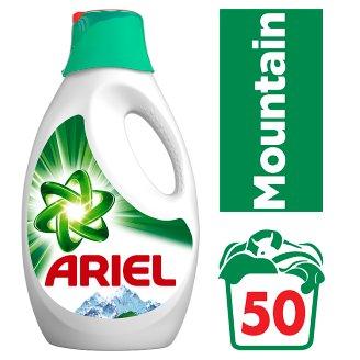 Ariel Washing Liquid Mountain Spring 3250ml 50 Washes