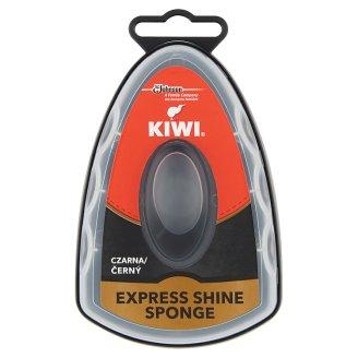 Kiwi Express Shine Black Instant Shoe Shine Sponge 7 ml