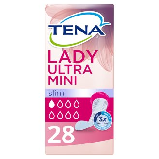 Tena Lady Ultra Mini Liners 28 pcs