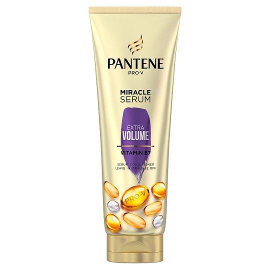 Pantene 3MM Extra Volume, Vékony Szálú, Lelapuló Hajra, 200 ml