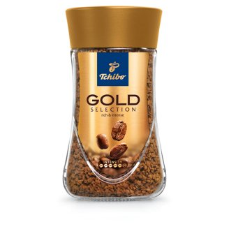 Tchibo Gold Selection Instant Coffee 200 g