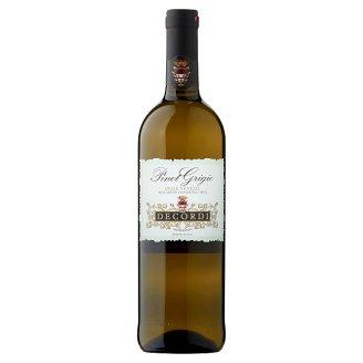 Decordi Pinot Grigio Delle Venezie száraz fehérbor 11,5% 750 ml