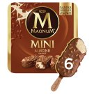 Magnum Mini Multipack Almond Ice Cream 6 x 55 ml