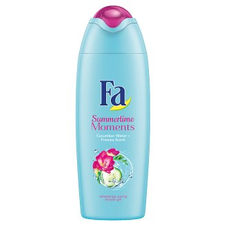 Fa Summertime Moments Shower Gel 400 ml
