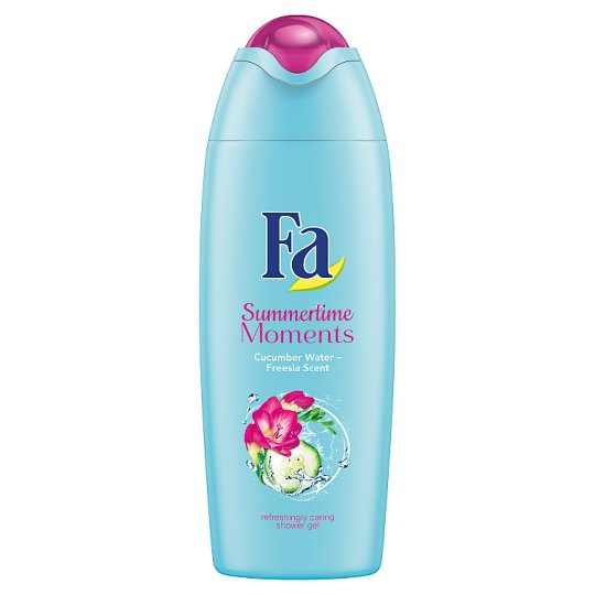 Fa Summertime moments tusfürdő 400 ml
