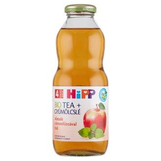 HiPP Organic Gluten-Free Apple Juice with Lemongrass Tea Drink 4+ Months 0,5 l