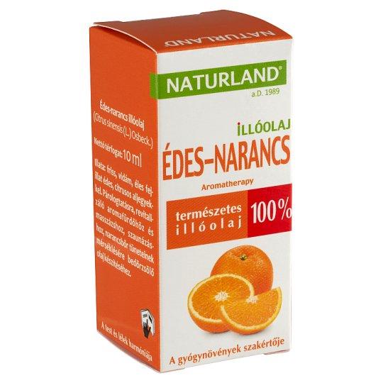 Naturland Aromatherapy Sweet-Orange Essential Oil 10 ml