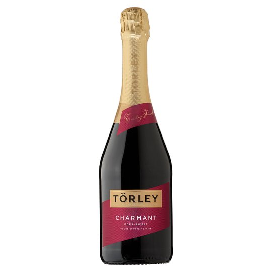 Törley Charmant Sweet Red Sparkling Wine 0,75 l