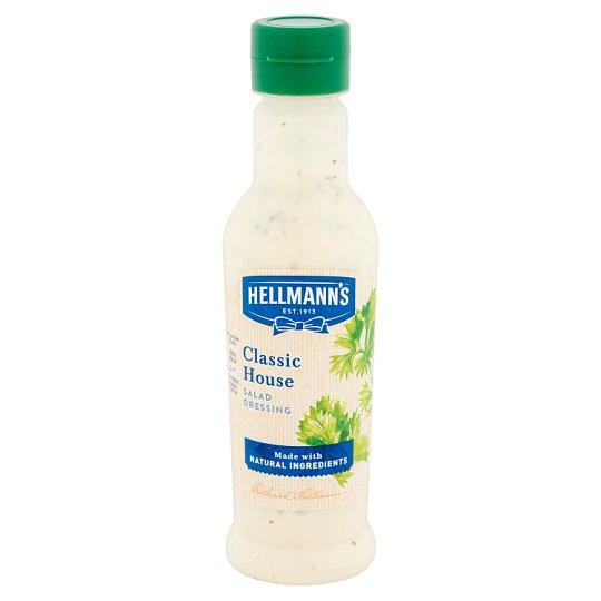 Hellmann's zöldfűszeres salátaöntet 210 ml