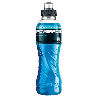 Powerade Ion4 Mountain Blast Mixed Fruit Flavoured Sport Drink 500 ml