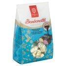 Bonbonetti étcsokoládéval mártott banán és málna ízű fondanszaloncukor 345 g