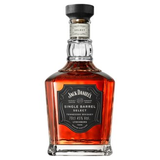 Jack Daniel's Single Barrel Specially Aged Tennessee Whiskey 45% 0,7 l